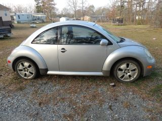 2002 Volkswagen Beetle Turbo S,  6 - Speed Manual, ,  Moon Roof,  All Power photo
