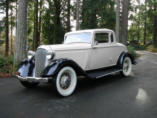 1933 Plymouth Coupe photo