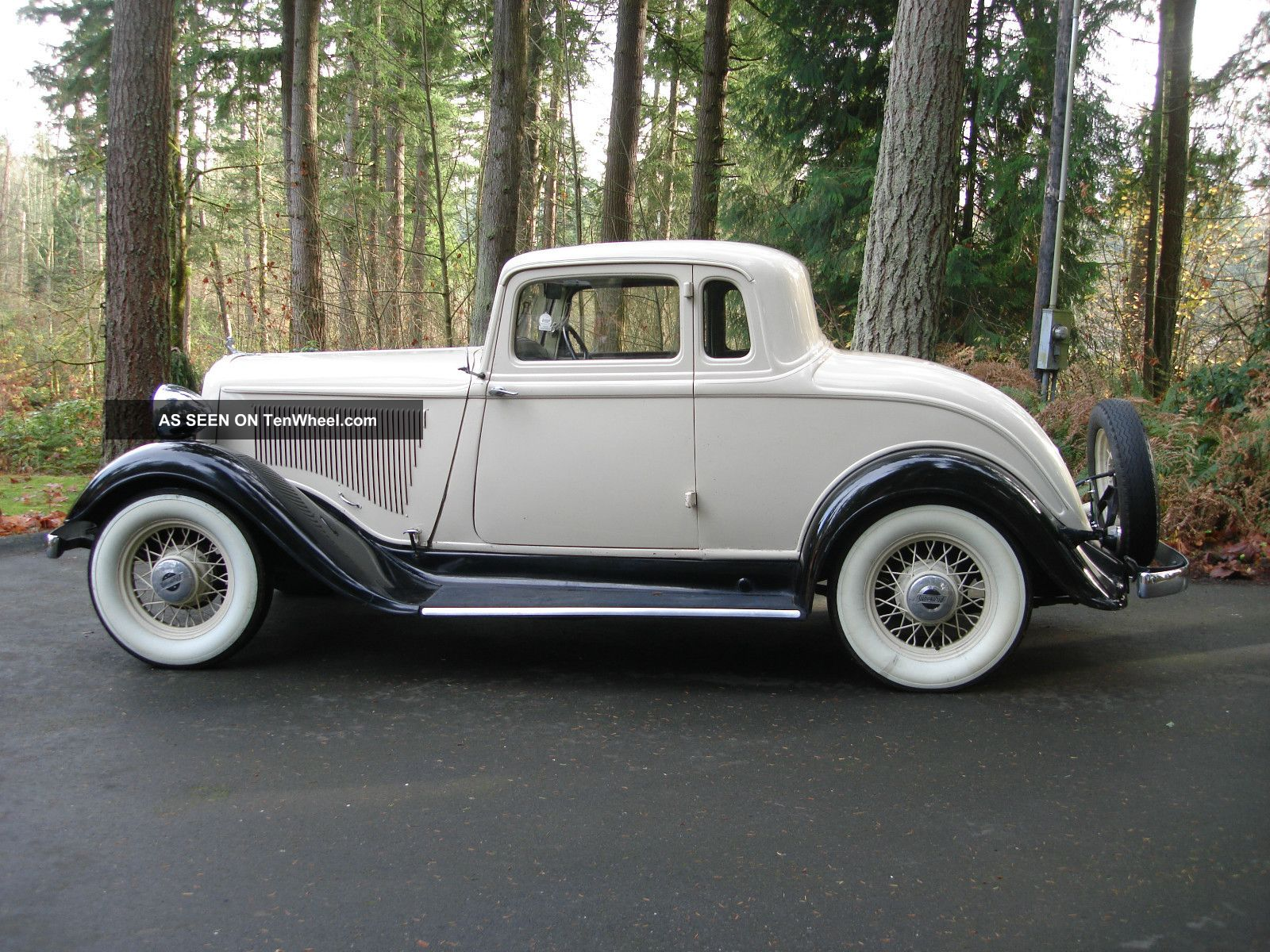 1933 Plymouth Coupe Other photo 1