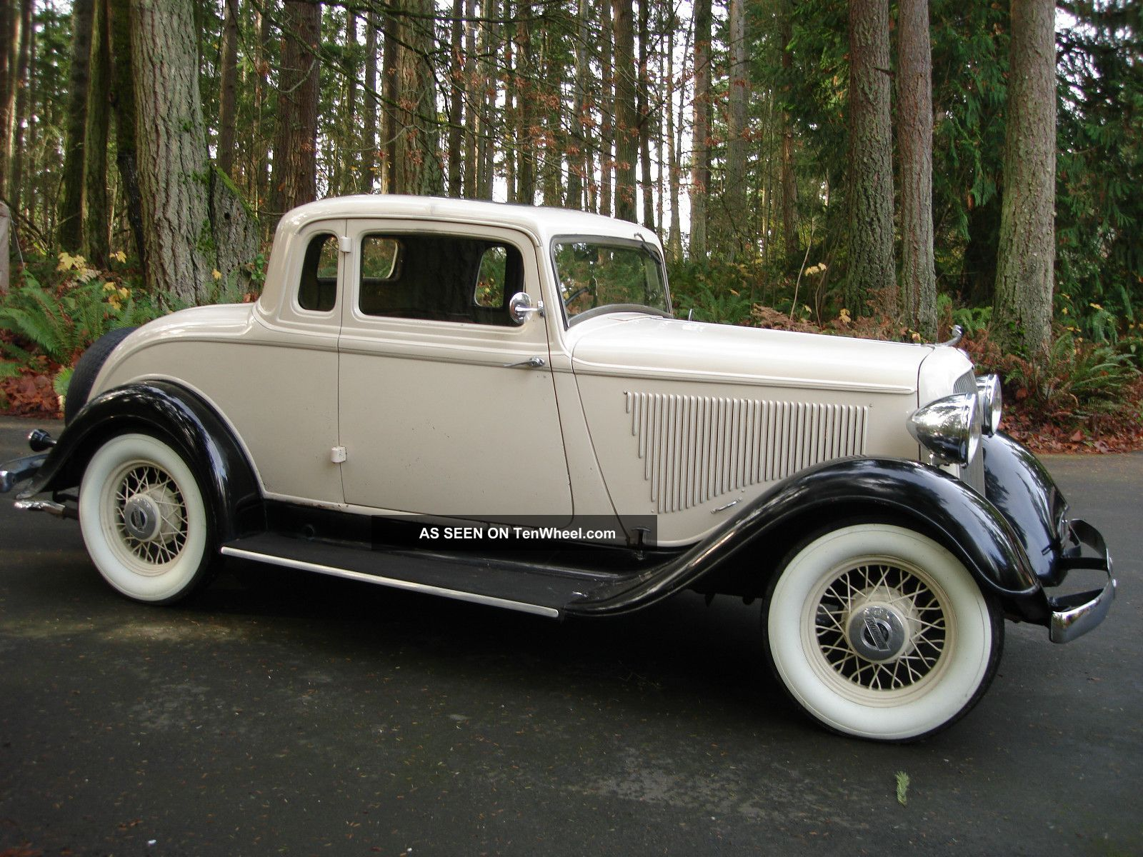 1933 plymouth coupe for 1933 dodge 4 door