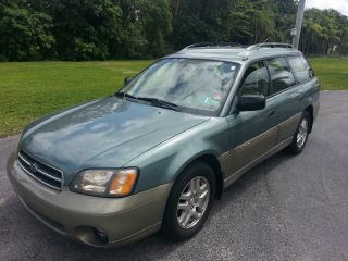 2000 Subaru Outback Awd 4x4 photo
