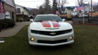 2011 Chevrolet Camaro Ss Coupe 2 - Door 6.  2l photo