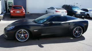 2006 Chevrolet Corvette Supercharged 800hp photo
