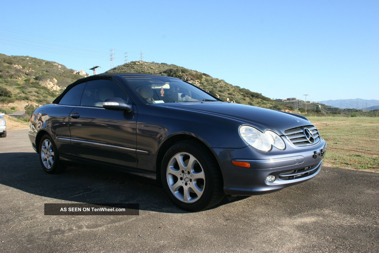 2004 mercedes benz clk 320 convertible for 2004 mercedes benz clk 500
