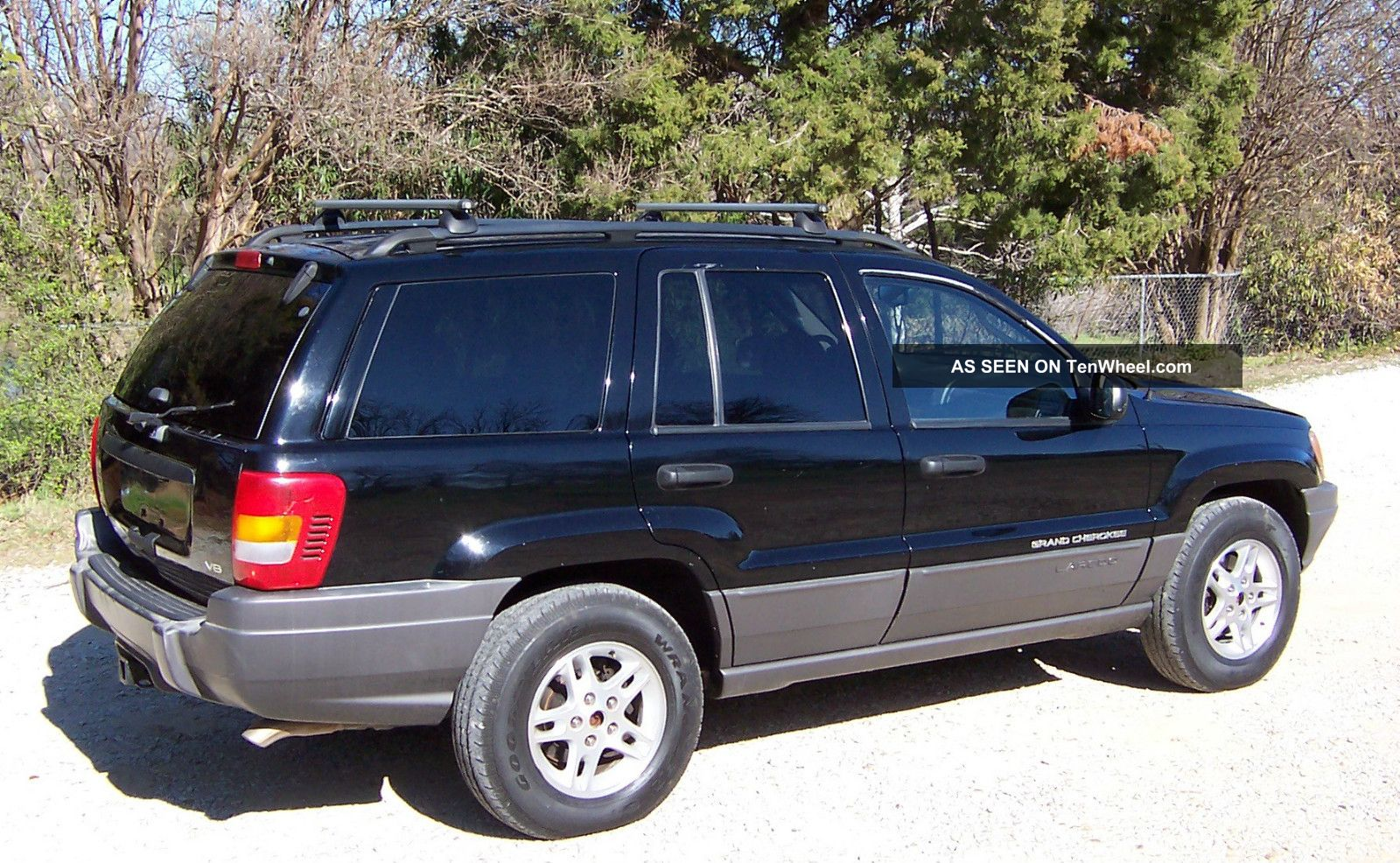 2002 jeep grand cherokee laredo v 8 black on black for 2002 jeep grand cherokee window motor