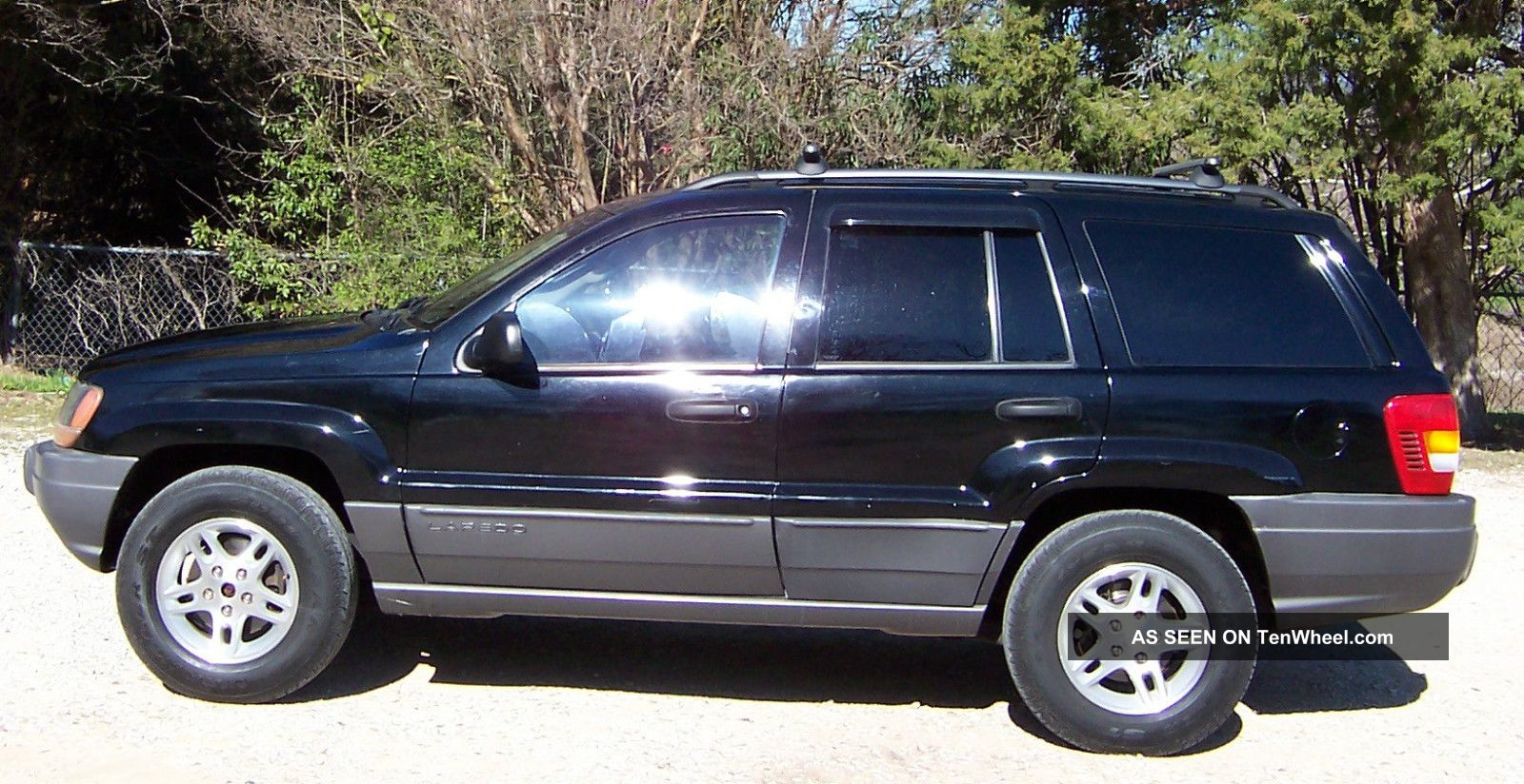 2002 jeep grand cherokee laredo v 8 black on black in and out. Cars Review. Best American Auto & Cars Review