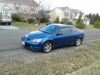 2002 Acura Rsx Type - S Coupe 2 - Door 2.  0l photo