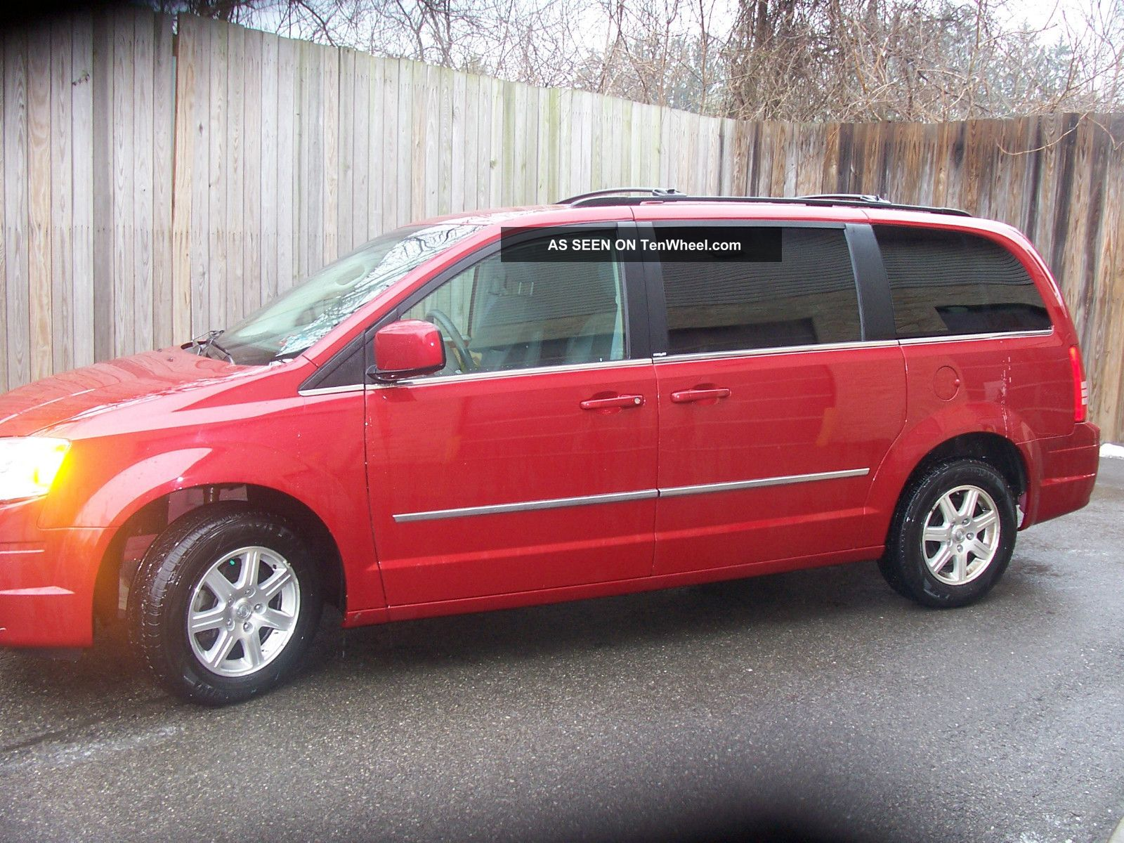 2009 chrysler town country touring town country photo 6. Cars Review. Best American Auto & Cars Review