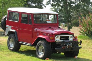 1973 Fj - 40 Toyota Land Cruiser,  Sweet Ride photo