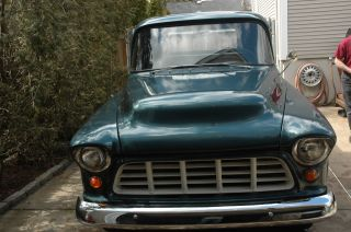 1955 Chevy Shortbed Pickup Truck photo