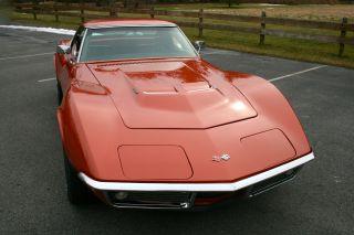 1968 Corvette 427 / 390 Hp Convertible photo