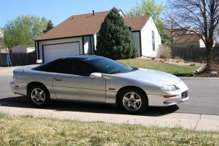 2000 Chevrolet Camaro Z28 Coupe - Highly Modified 450hp Stock Was 320 photo