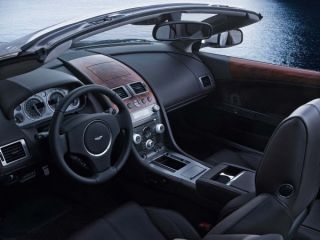 2009 Aston Martin Db9 Volante Convertible 2 - Door 6.  0l photo