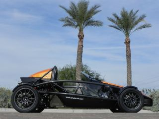 2013 Ariel Atom 3 K24 - Lamborghini Pearl Orange - Authorized Dealer photo