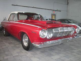 1963 Dodge Polara 500 Max Wedge Convertible,  National Record Holder photo