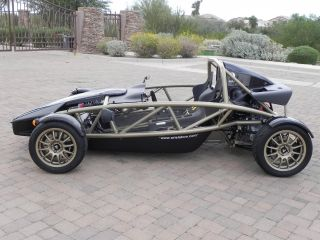 2013 Ariel Atom 3 2.  4l - Gold And Carbon Fiber,  Tax Paid - Authorized Dealer photo