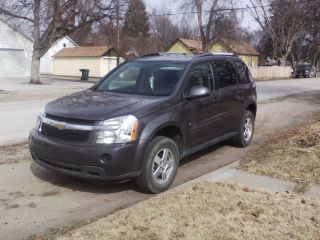 2008 Chevrolet Equinox Awd Lt Sport Utility 4 - Door 3.  4l photo