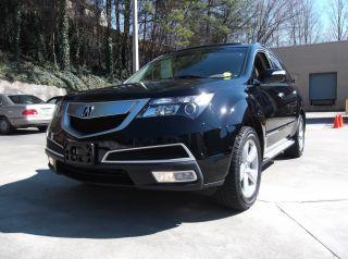 2010 Acura Mdx 3.  7l photo