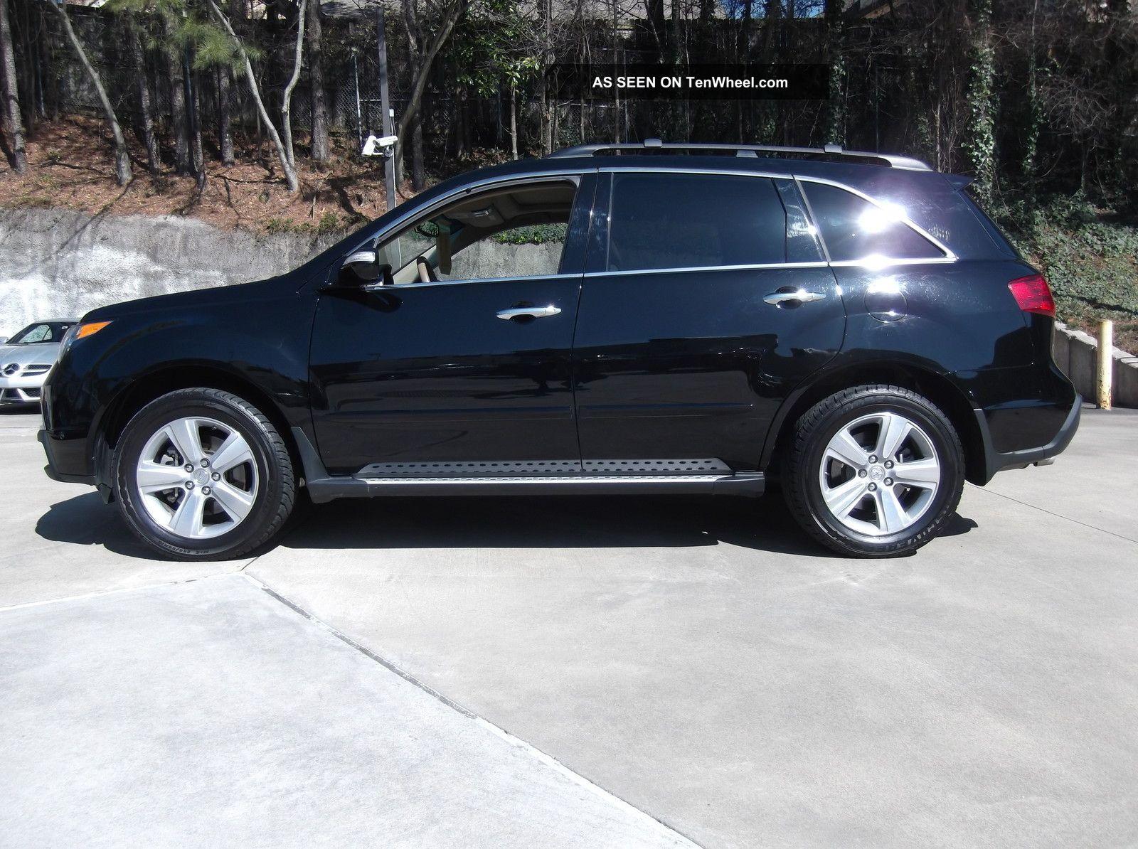 2010 Acura Mdx 3 7l