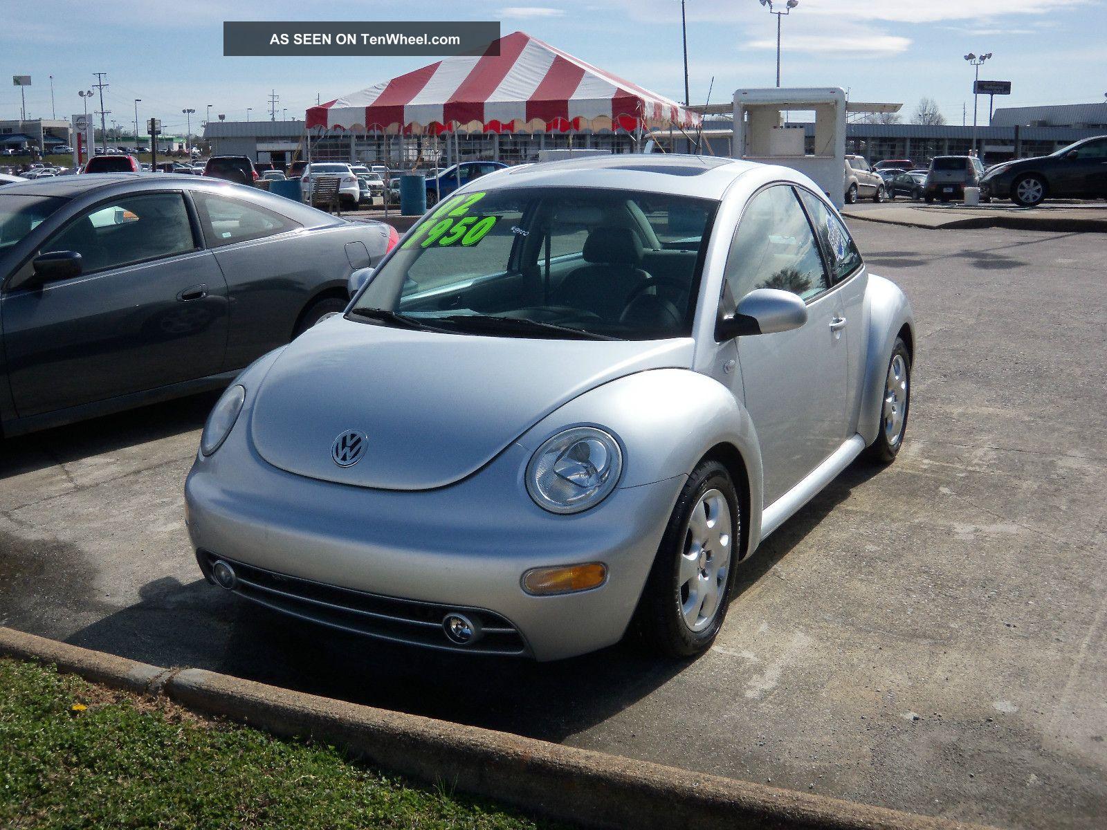 volkswagen beetle gls tdi diesel blue ox rv motorhome