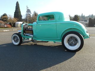 1932 Ford 3window - - Hotrod - - Show - - Gasser - - Street Rod photo