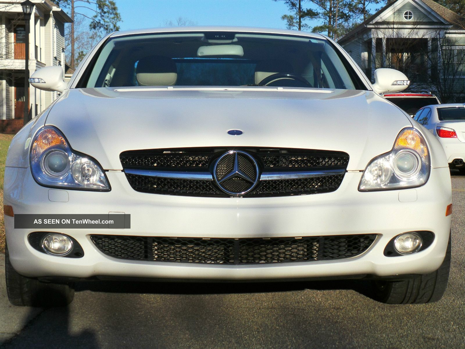 2006 Mercedes - Benz Cls500 Base Sedan 4 - Door 5.  0l Amg Rims,  Satelite Radio CLS-Class photo