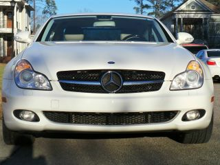 2006 Mercedes - Benz Cls500 Base Sedan 4 - Door 5.  0l Amg Rims,  Satelite Radio photo