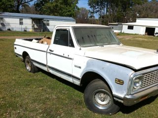 1972 Chevy Cheyenne C10 Solid Roller Offers Accepted photo