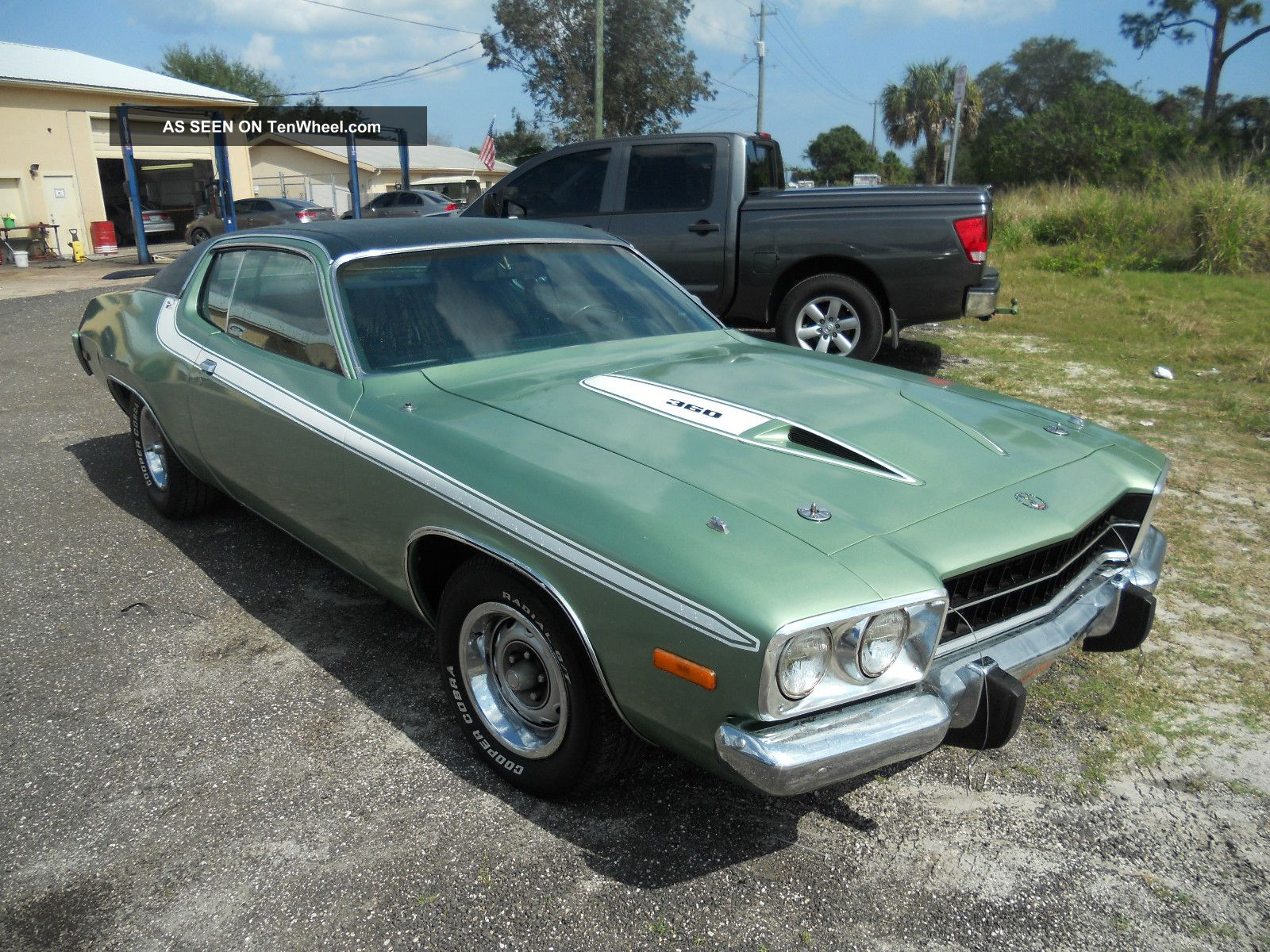 Plymouth Road Runner 1974 318 With 360 Hds Clone