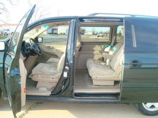 1999 Honda Odyssey Ex Mini Van 5 - Door 3.  5l photo