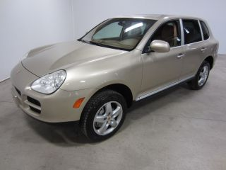 2004 Porsche Cayenne S Awd 4.  5l V8 1 Colorado Owner photo
