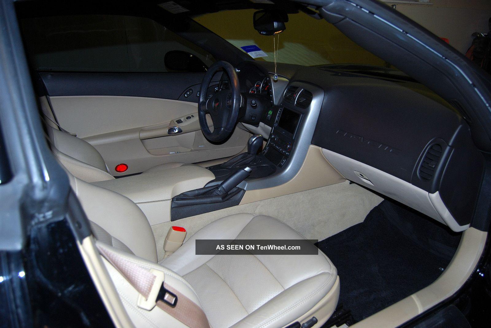 2007 Chevrolet Corvette Base Coupe 2 Door 6 0l