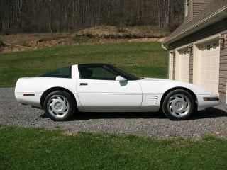 1991 Chevrolet Corvette photo