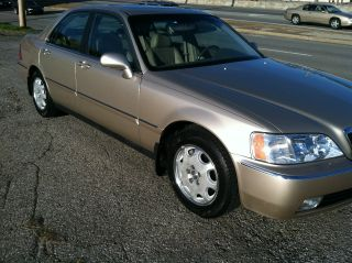 1999 Acura Rl Premium Good,  Bad Or No Credit photo