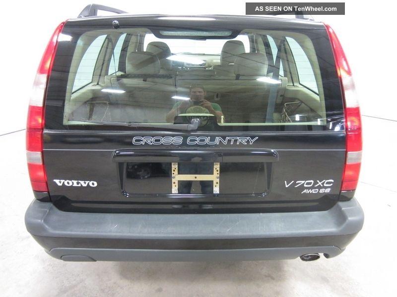 2000 Volvo V70 Xc Inline Five Awd Colorado Owned 80pics
