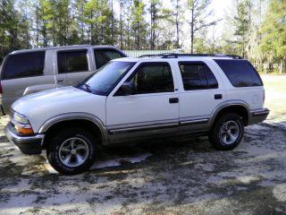 1999 Chevrolet Blazer Ls Sport Utility 4 - Door 4.  3l photo
