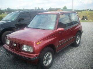 1995 Geo Tracker 4x4 2 Dr Good Dependable Vehicle photo
