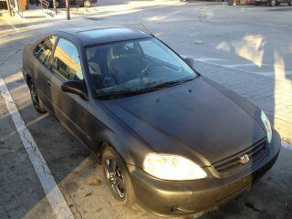 2000 Honda Civic Ex Coupe 2 - Door 1.  6l photo