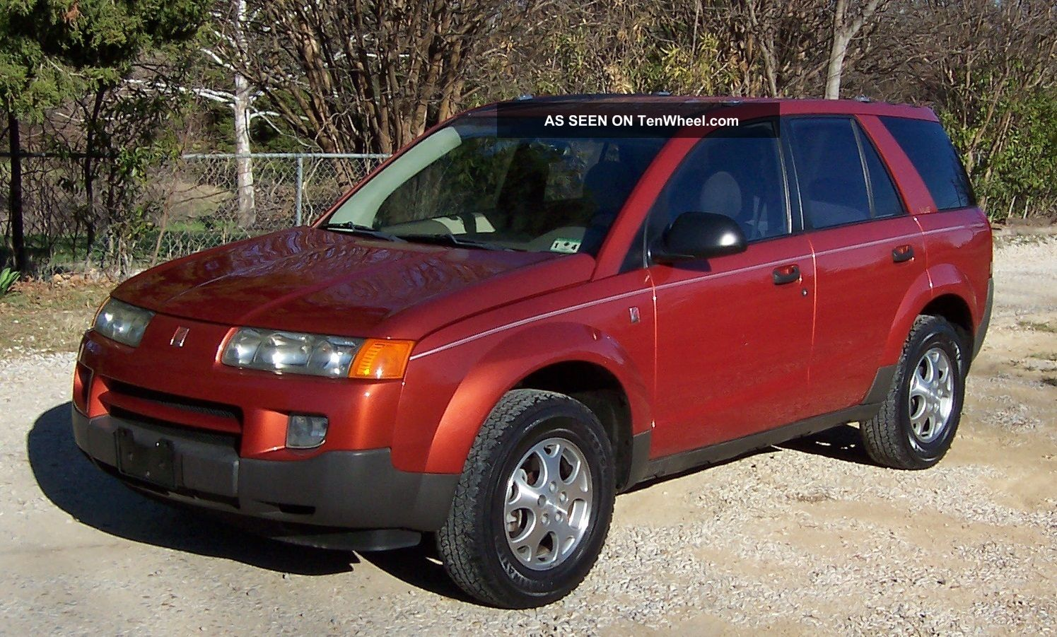 2002 saturn vue all wheel drive 3 0 liter v 6 runs drives and looks. Black Bedroom Furniture Sets. Home Design Ideas