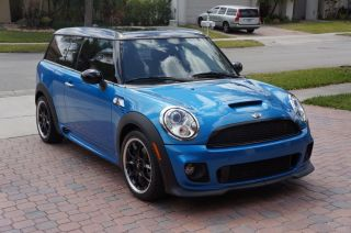 2010 Mini Cooper S Clubman Auto.  Loaded Garaged Immaculate Condition photo
