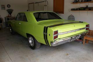 1968 Dodge Dart 270 photo