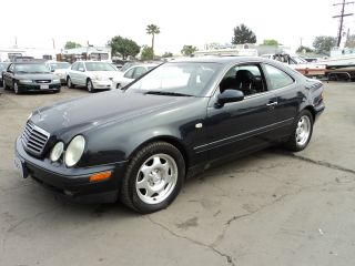 1998 Mercedes - Benz Clk320 Base Coupe 2 - Door 3.  2l, photo