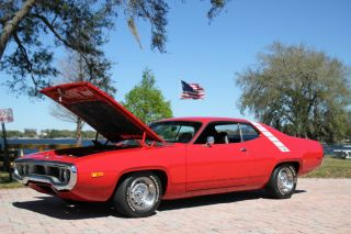 1972 Plymouth Roadrunner Base 6.  6l photo
