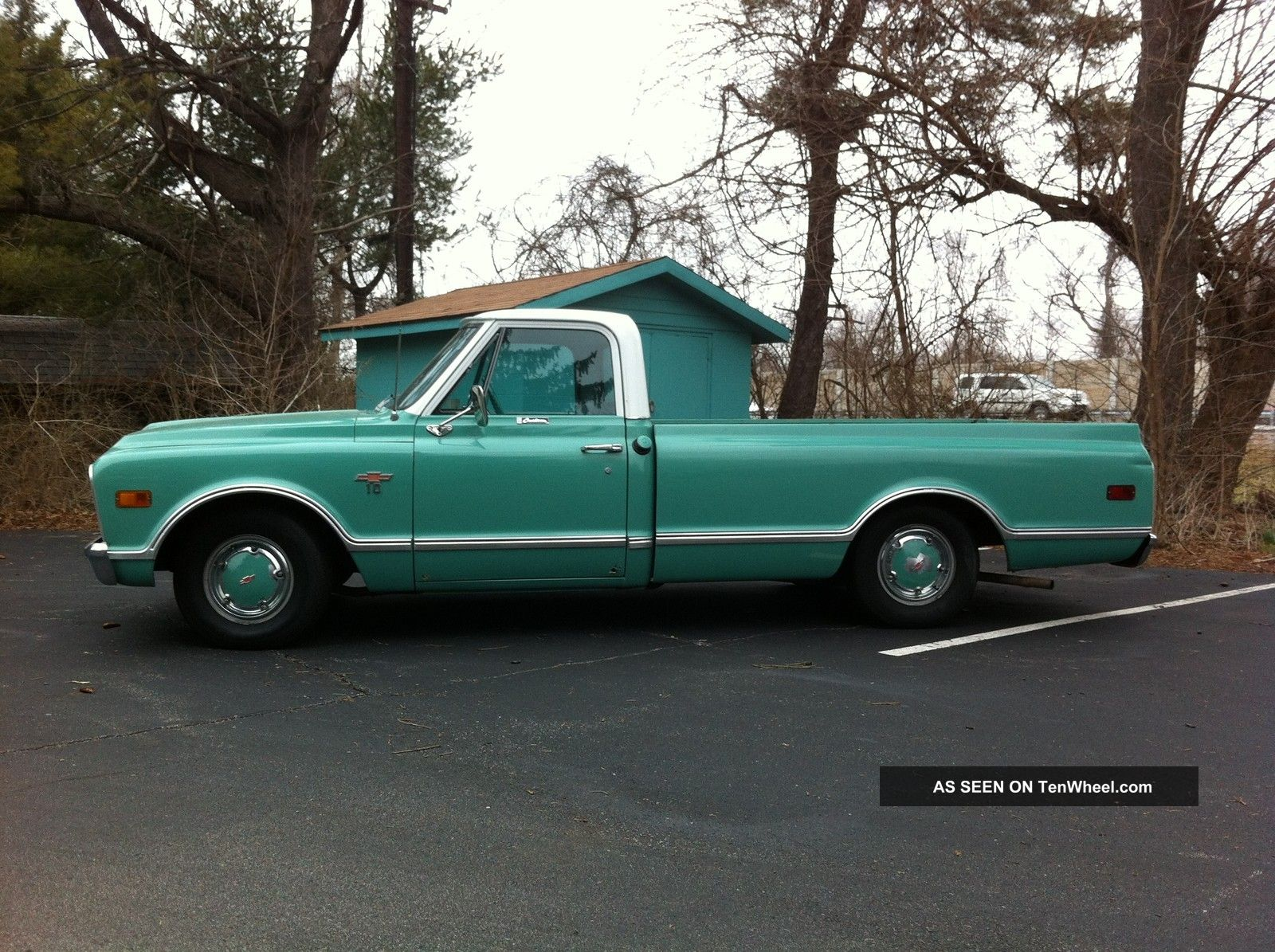 1968 Chevy C10 Lwb Fleet Side Classic Truck Pickup