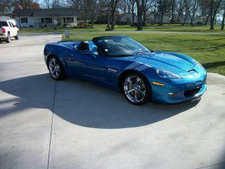 2011 Corvette Grand Sport Convertible 4lt photo