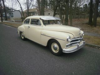 1950 Plymouth Deluxe 2 Door photo