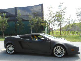 1996 Lamborghini Gallardo Replica Street Rod Hot Rod Other Makes photo