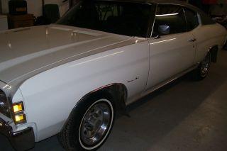 1971 Chevelle Malibu photo