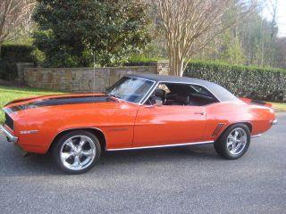 1969 Chevrolet Camaro Rs photo
