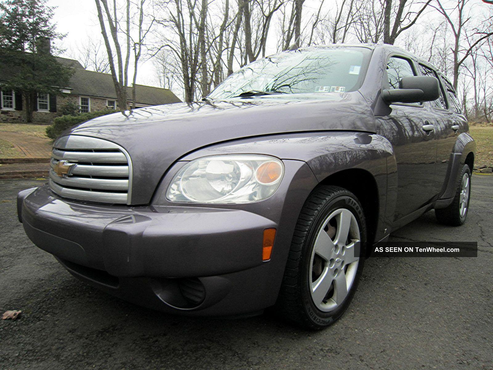 2006 Chevrolet Hhr Ls Wagon 4 Door 2 2l With